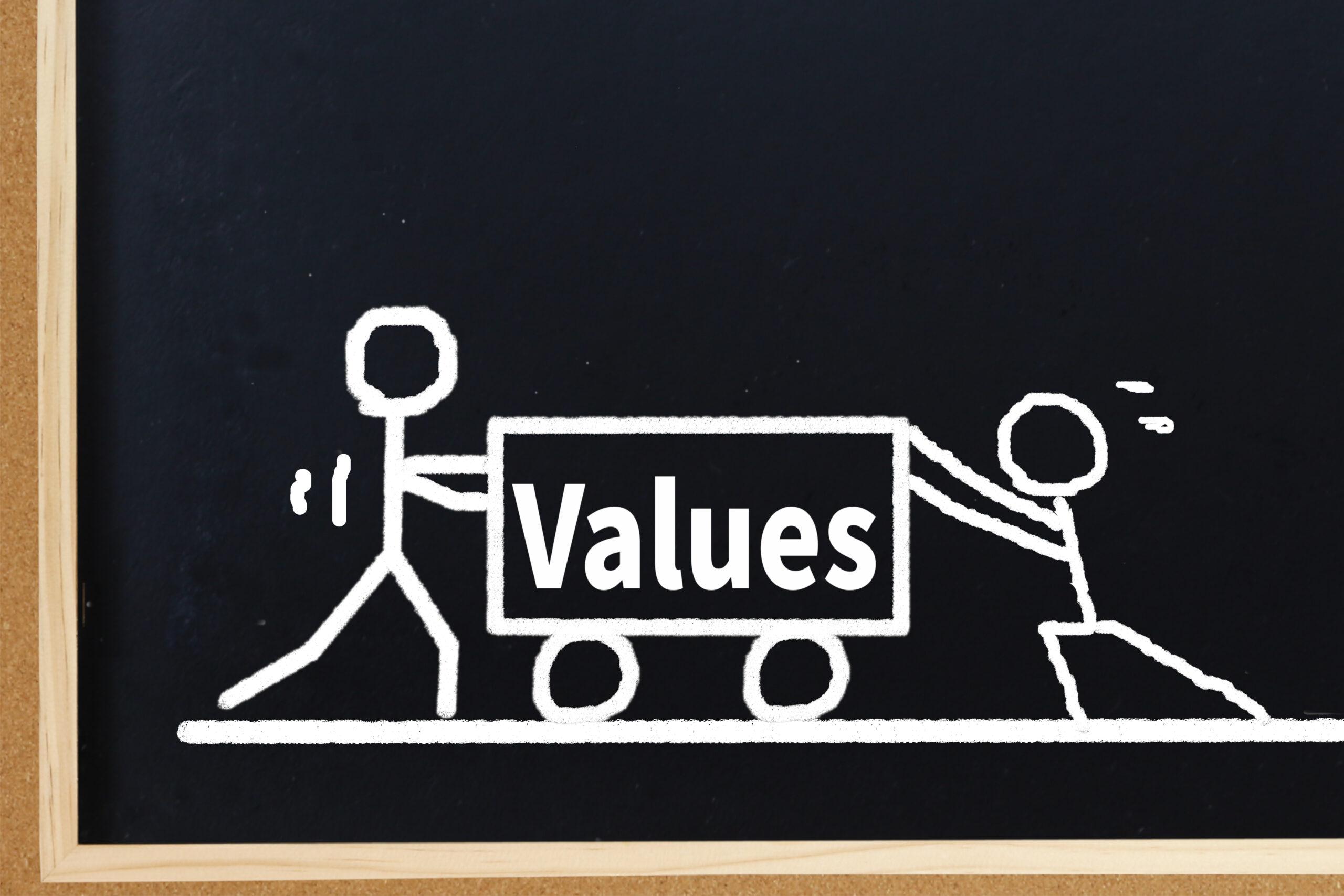 価値の再定義